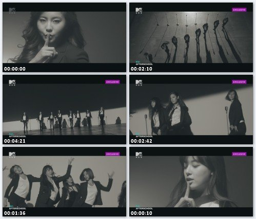After School - Shh