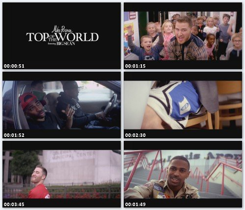 Mike Posner ft. Big Sean  - Top of the World