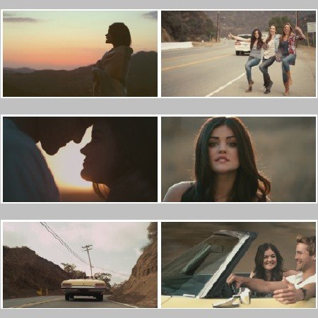 Lucy Hale - You Sound Good to Me