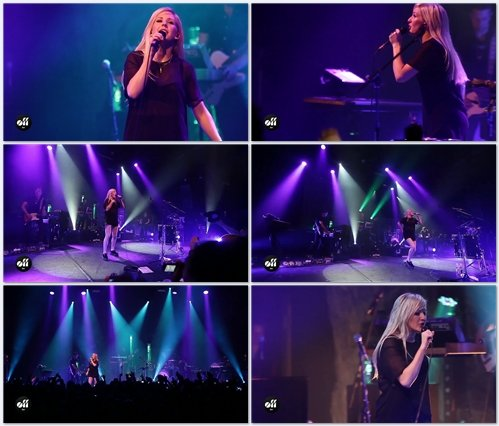 Ellie Goulding & Calvin Harris - I Need Your Love (Live)