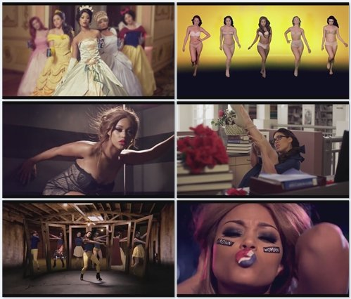 Beyonce - Grown Woman (by Todrick Hall)
