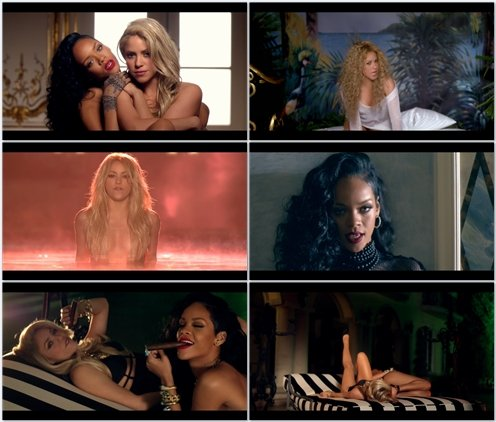 Shakira ft. Rihanna - Can't Remember to Forget You