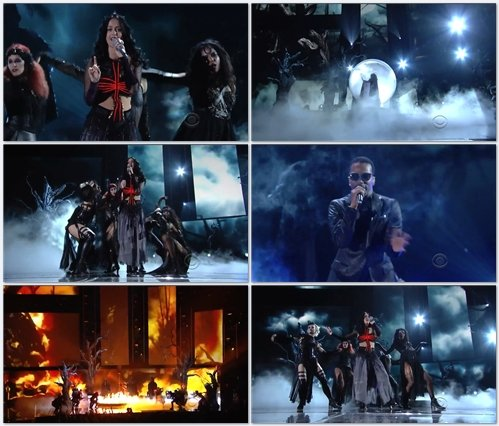 Katy Perry & Juicy J - Dark Horse (Live @ Grammy Awards 2014)