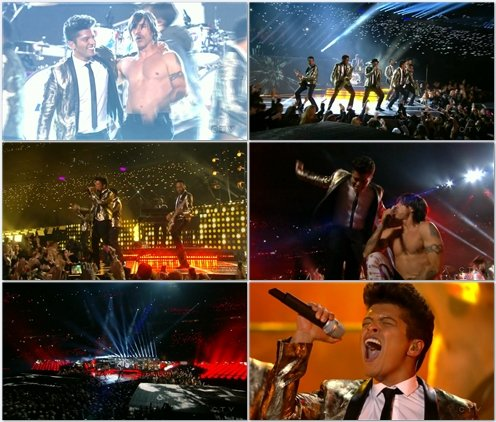 Bruno Mars & Red Hot Chili Peppers - Halftime Show (Live @ Super Bowl XLVIII 2014-02-02)