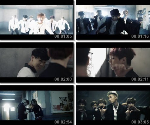 BTS - Boy In Luv