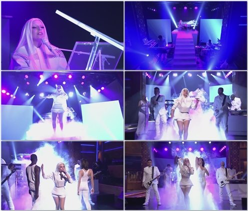 Lady Gaga - ARTPOP (Live @ The Tonight Show)