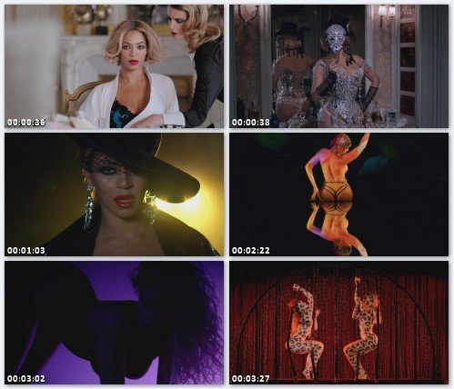 Beyonce - Partition (Explicit Video)