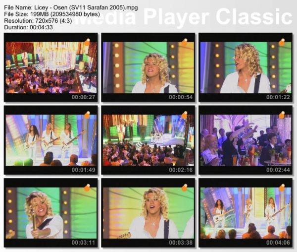 Лицей - Осень (Live, Субботний Вечер, 2005)