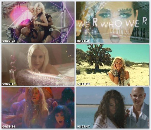 Kesha Megamix 2014 - The Evolution of Ke$ha