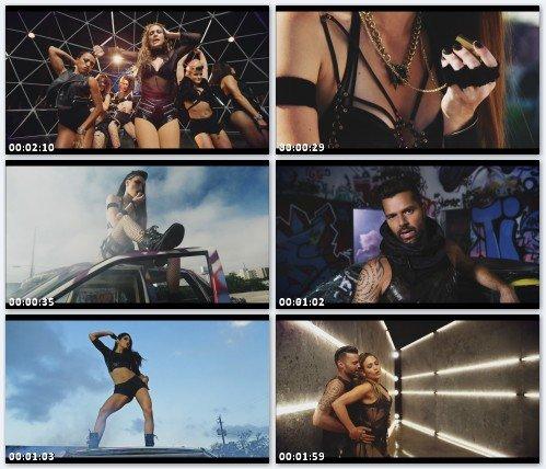 Wisin feat. Jennifer Lopez & Ricky Martin - Adrenalina