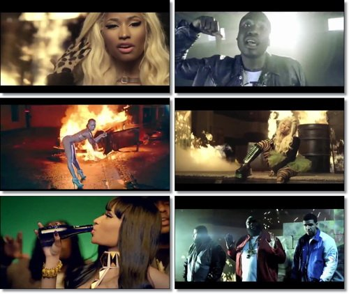 Meek Mill ft. Nicki Minaj & Rick Ross - Dope Dealer
