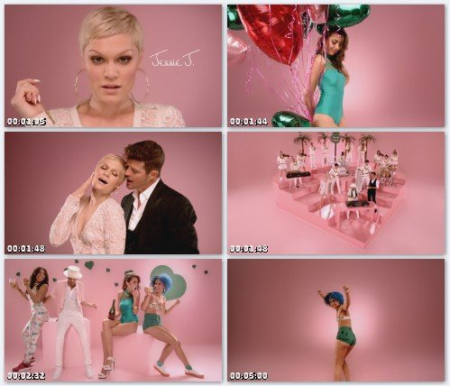 DJ Cassidy ft. Robin Thicke, Jessie J - Calling All Hearts