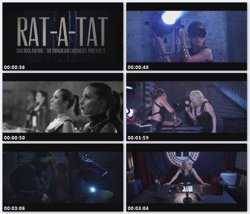 Fall Out Boy ft. Courtney Love - Rat A Tat