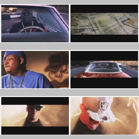 B-Legit & E40 & Ted DIGTL - What We Been Doin
