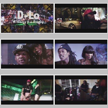 D-Lo & Sleepy D & Hongry - Top Down