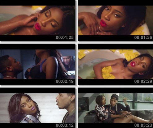 Sevyn Streeter feat. Kid Ink - Next