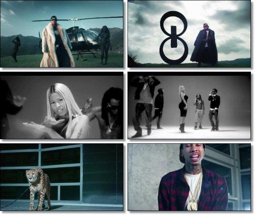 Tyga ft. Nicki Minaj & Lil Wayne - Senile