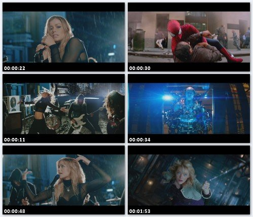 Tonight Alive - The Edge (OST The Amazing Spider Man 2)