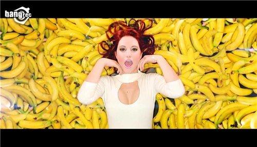 GRETHA ELLIS & MONKEYBEAT - Banana