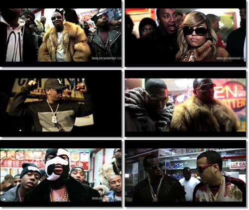 Puff Daddy ft. Rick Ross & French Montana - Big Homie