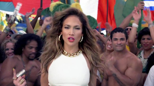 Pitbull feat jennifer lopez claudia leitte we are one ole ola скачать mp3