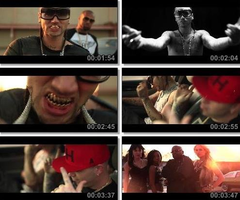 RiFF RaFF feat. Slim Thug & Paul Wall – How To Be The Man (Remix)