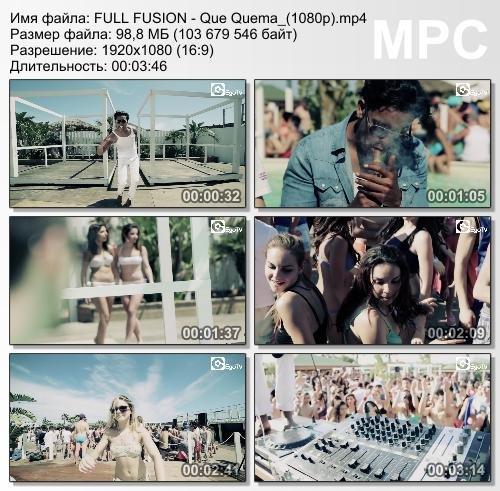 FULL FUSION - Que Quema