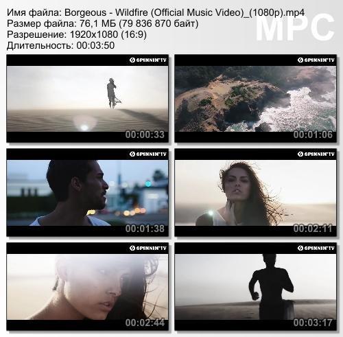 Borgeous - Wildfire