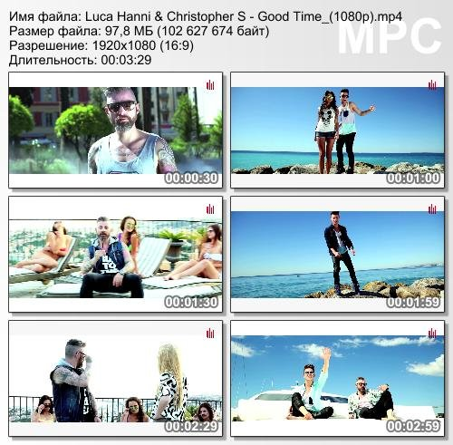 Luca Hanni & Christopher S - Good Time