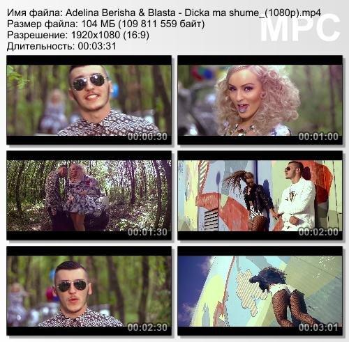 Adelina Berisha & Blasta - Dicka ma shum