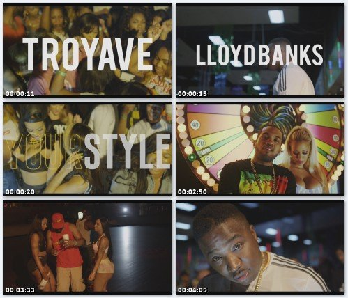 Troy Ave ft. Lloyd Banks - Your Style