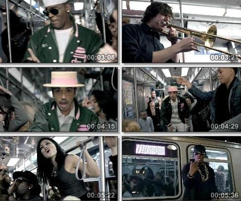 DJ Cassidy ft. R. Kelly - Make the World Go Round