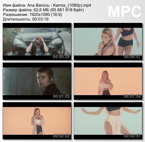 Ana Baniciu - Karma