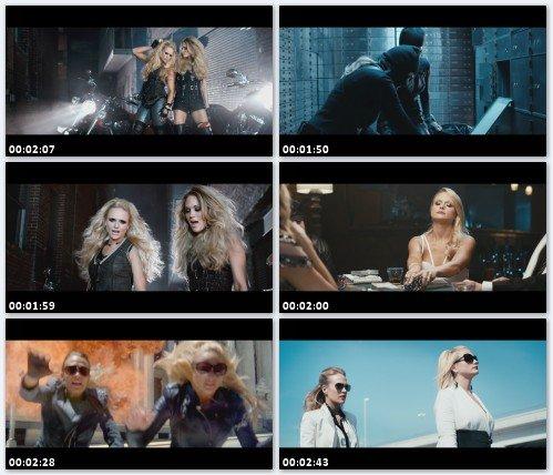 Miranda Lambert with Carrie Underwood - Somethin' Bad