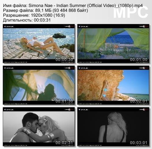 Simona Nae - Indian Summer