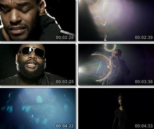 Luke James ft. Rick Ross – Options