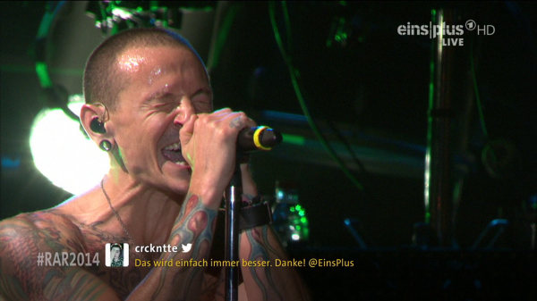 Linkin Park - Live at Rock Am Ring 2014
