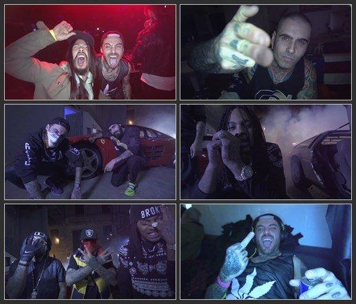 The Zombie Kids ft. Waka Flocka Flame - Broke