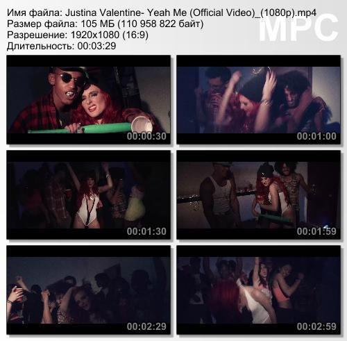 Justina Valentine - Yeah Me