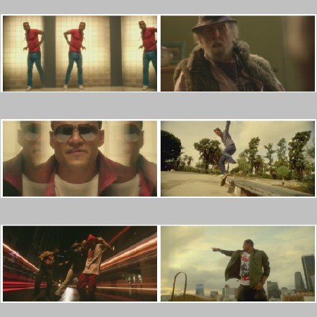 MOHOMBI - Movin (French Version)