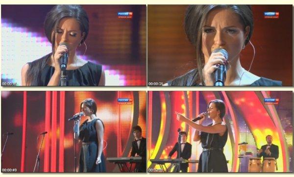 Нюша - Только (Live, Новая Волна 2014)