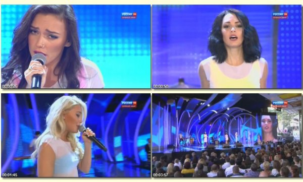 Серебро - Я тебя не отдам (Live, Новая Волна 2014)
