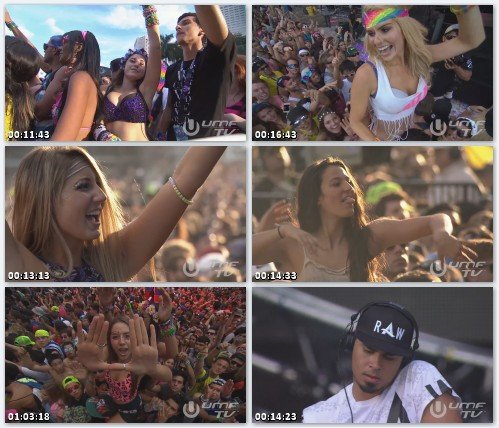 Afrojack - LIVE at Ultra Music Festival 2014