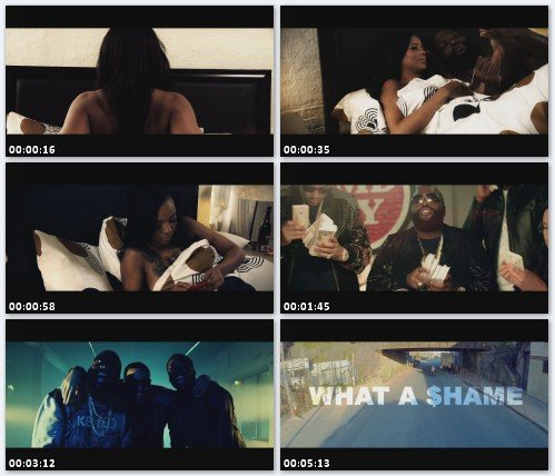 Rick Ross ft. French Montana - What A Shame
