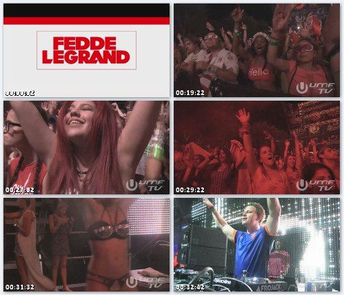 Fedde Le Grand - Live at Ultra Music Festival 2014