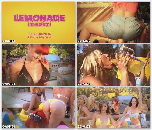DJ Rhiannon feat. Shiny and Ruby Sparks - Lemonade (Thirst)