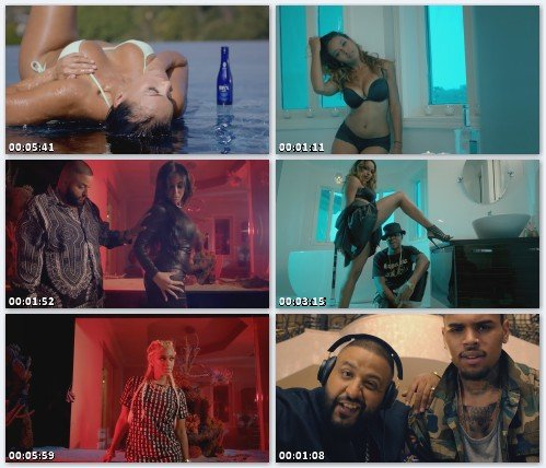 DJ Khaled ft. Chris Brown, August Alsina, Future, Jeremih - Hold You Down