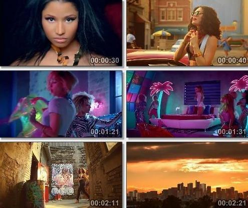 Jessie J feat. Ariana Grande & Nicki Minaj - Bang Bang
