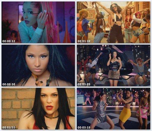 Jessie J, Ariana Grande, Nicki Minaj - Bang Bang (Full HD)