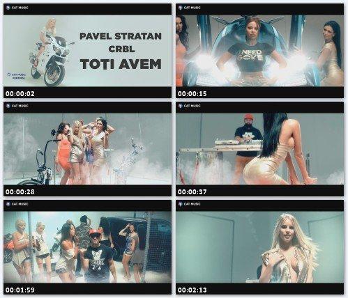 Pavel Stratan feat. CRBL - Toti avem